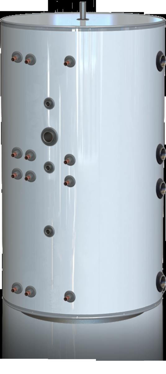 WT-C tank za toplu vodu